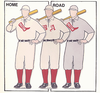 Uniforme del 1907 dei Boston Red Sox 4c9cb9cb69b4