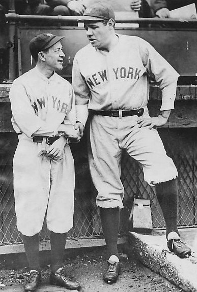 a look into life and career of george herman ruth a baseball player